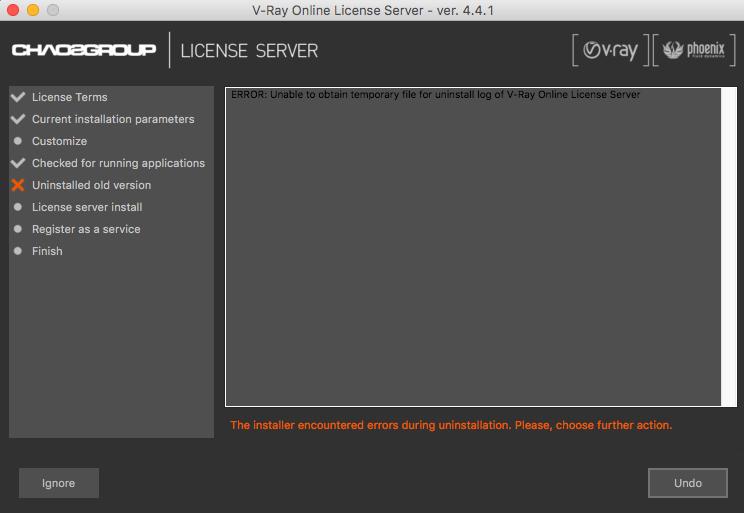 Vray License Server Error - V-Ray | form•Z - AutoDesSys Forums