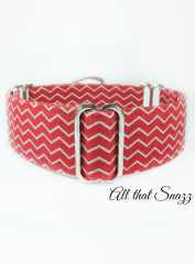 All that Snazz martingale collar