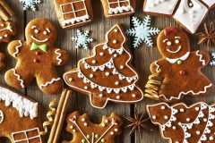 gingerbread cookies Sm