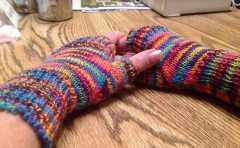 jellybean mitts