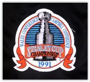 1991 Stanley Cup Patch.jpg
