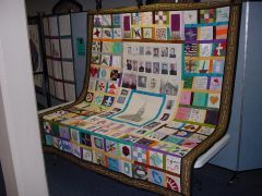 Our church's 150th Anniversary quilt