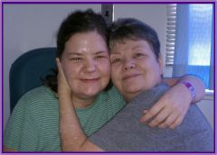 Jenny and Mom - 9-8-12