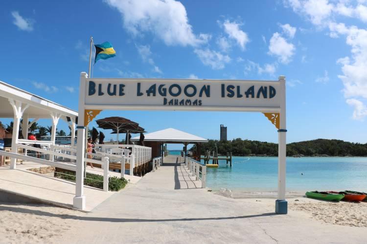 Blue Lagoon Island Deluxe Beach Break Royal Caribbean