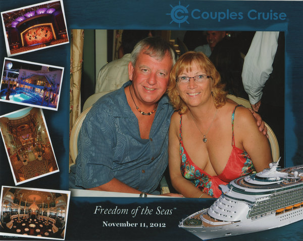 Couples Cruise 2012