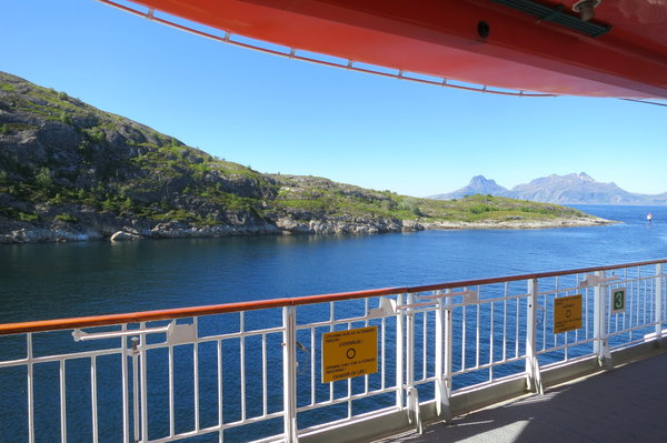 Leaving for Lofoten Islands