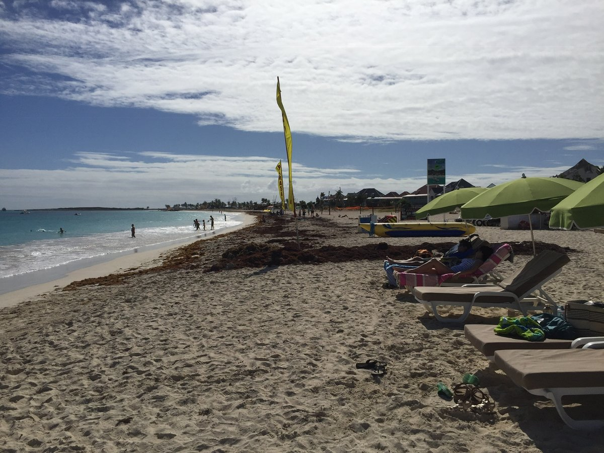 Pictures From Orient Beach Dec 19, 2018 - St Martinst -3142