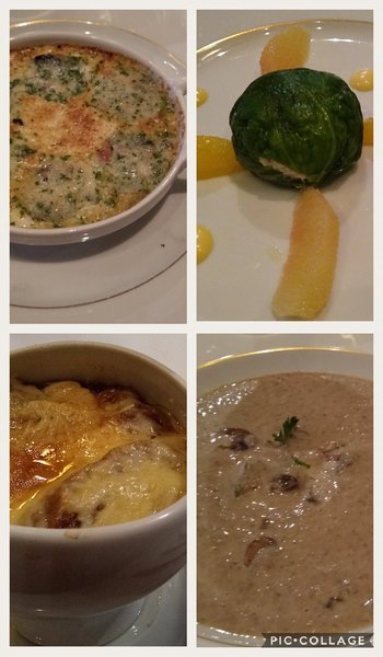 Le Bistro - Starter/Entrees 3 of 3