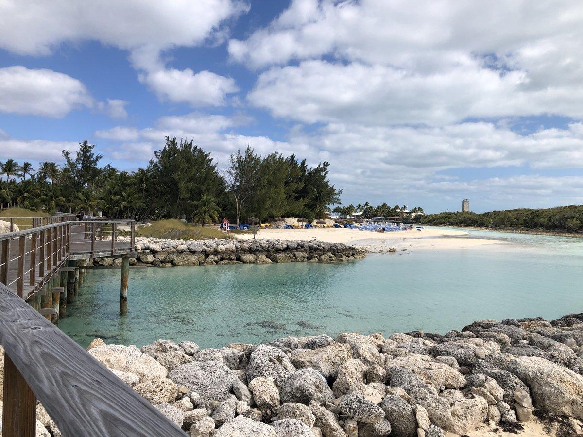 Rccl Blue Lagoon Deluxe Island Beach Break Review Bahamas
