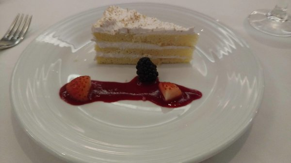Dessert - Coconut Layer Cake