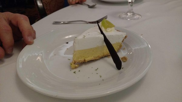 Dessert - Key Lime Pie