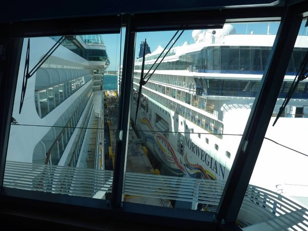 Aquahound's Cruise Ship Photos