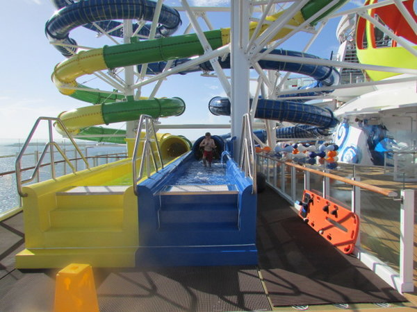 Water Slides Mariner 1