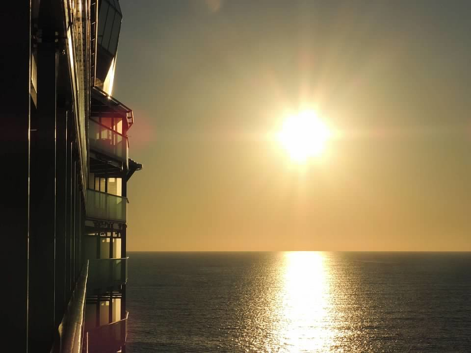 Sunset on Liberty of the Seas.jpg