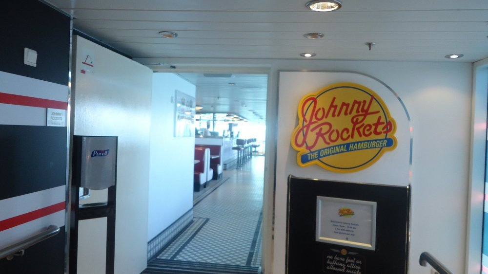 Johnny Rockets Majesty 1
