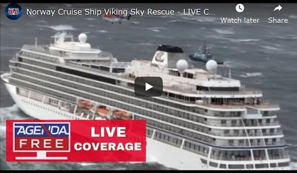 Viking Sky incident -23rd-24th. March 2019