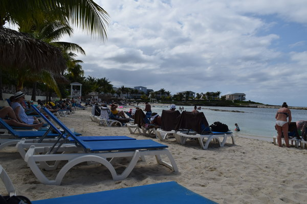 Jamaica....Grand Palladium Resort