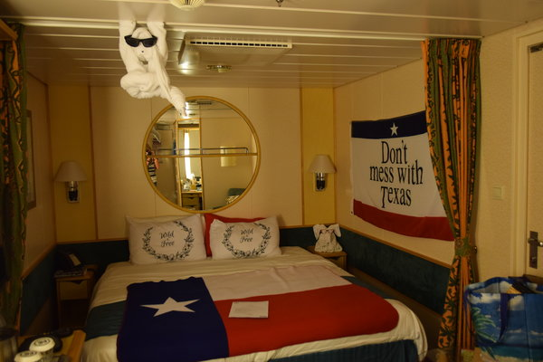 Liberty of the Seas... cabin 6399