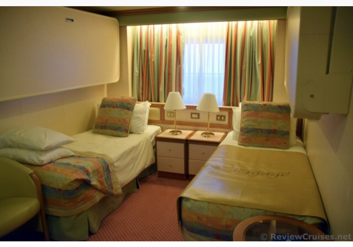 Picture of: Bunk Beds Sleeping On Caribbean Princess Princess Cruises Cruise Critic Community