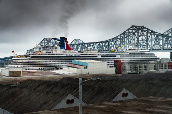 Carnival Dream, New Orleans