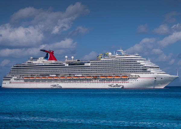 Carnival Dream, Georgetown, Grand Cayman