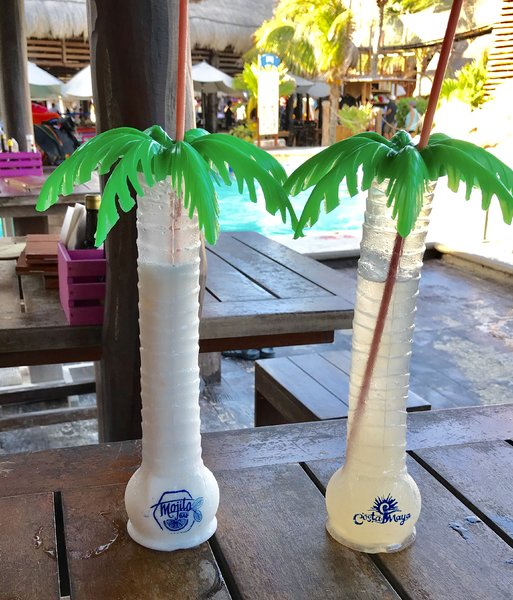 Costa Maya 😳drinks