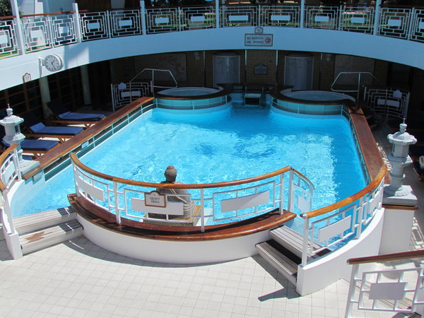 Sanctuary Pool -- Emerald Princess