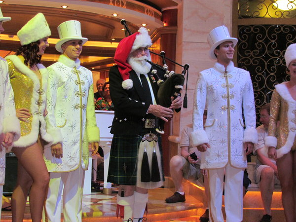 Santa Convention -- Ruby Princess