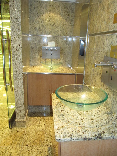 Regal Princess - Hand washing station