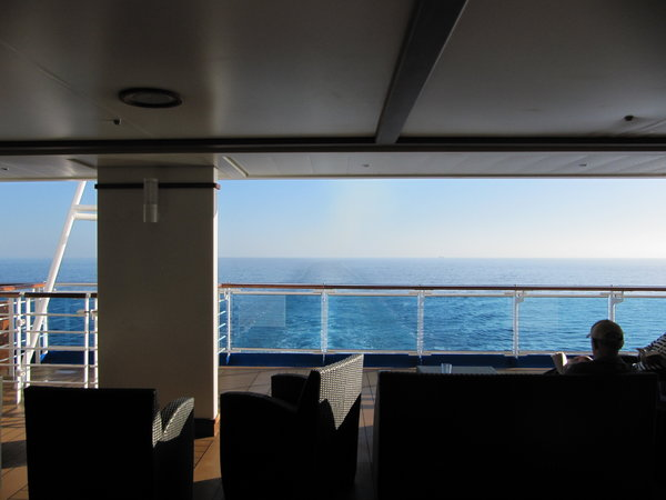 Regal Princess - Horizon Terrace