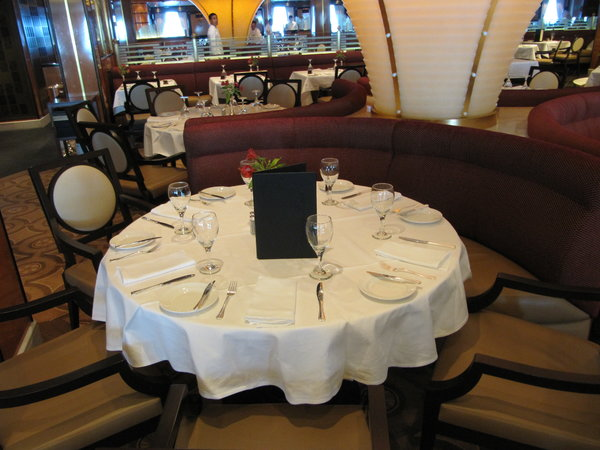 Regal Princess - Dining Room
