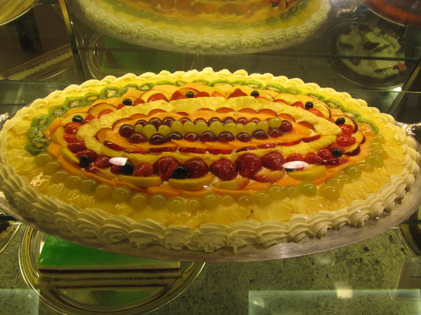 Fruit Tart -- Regal Princess