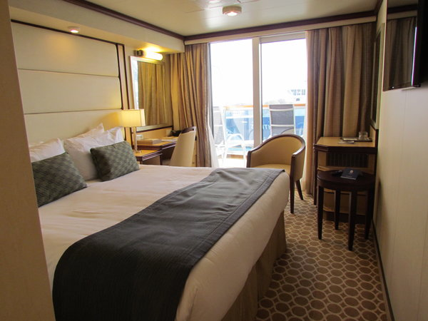 Regal Princess - Balcony Cabin
