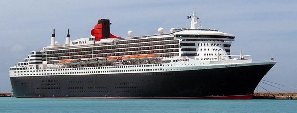 Cunard Line Ship Photos