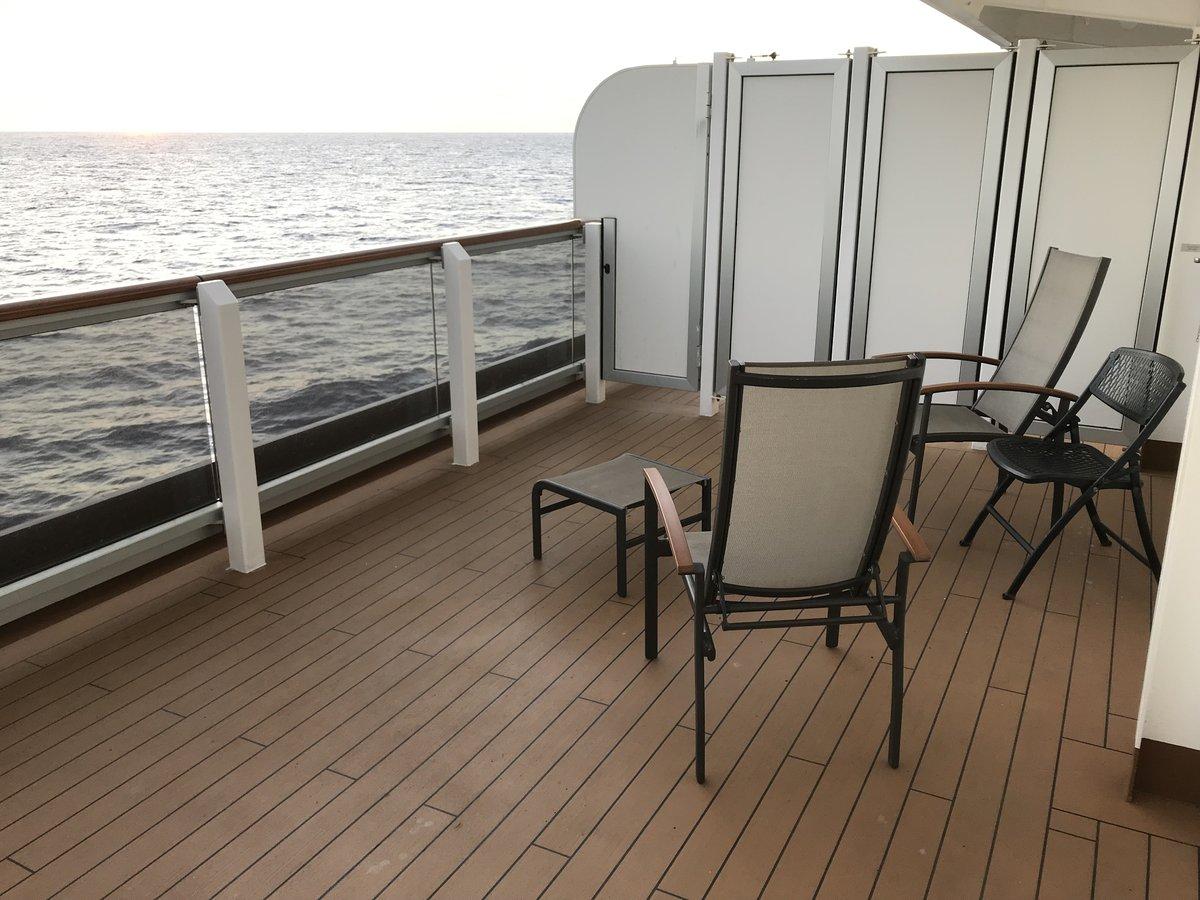 N Statendam or Koningsdam Deck 4 balconies - Holland America Line - Cruise  Critic Community