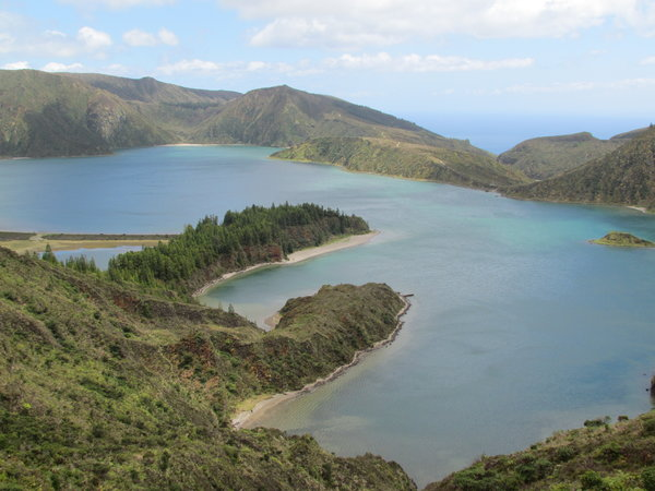 Fire Lake - Sao Miguel - Azores