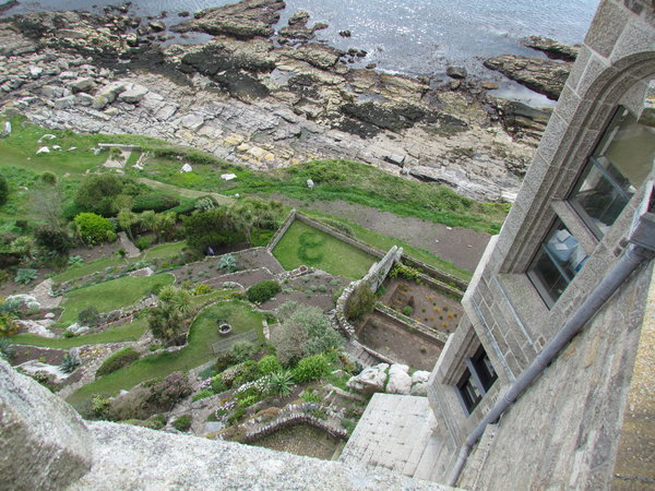 St. Michael's Mount - Falmouth / Cornwall, England