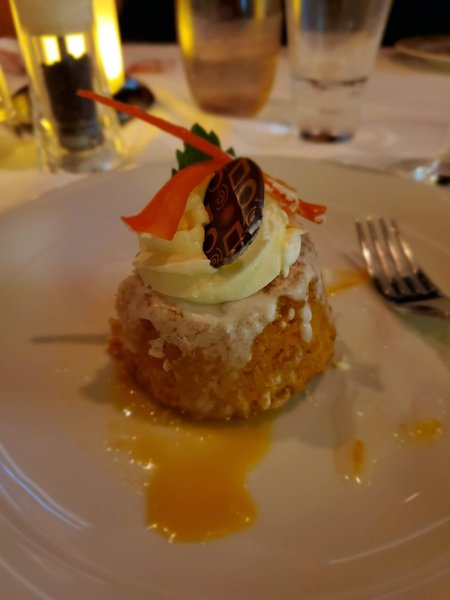 Cruise Food Photos