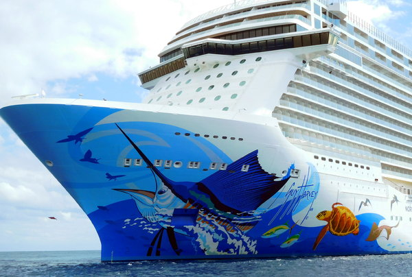 Norwegian Cruise Line Photos