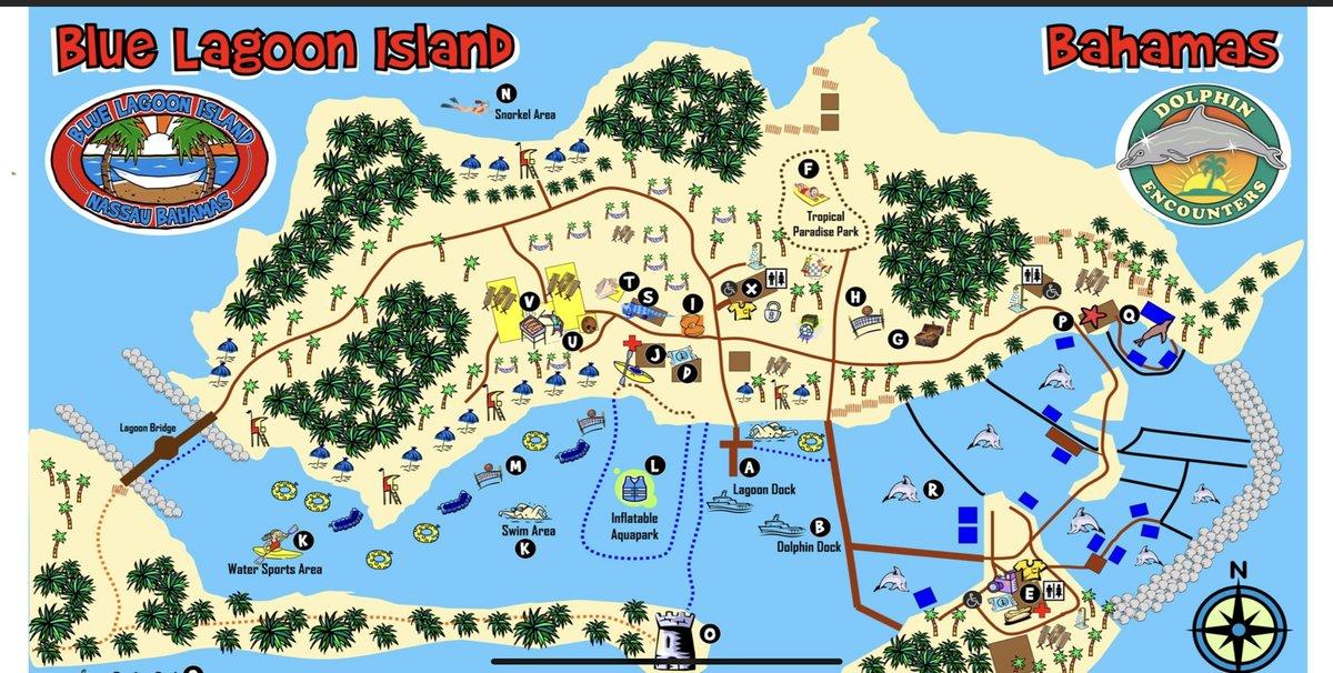 Blue Lagoon Island Beach Break Bahamas Cruise Critic