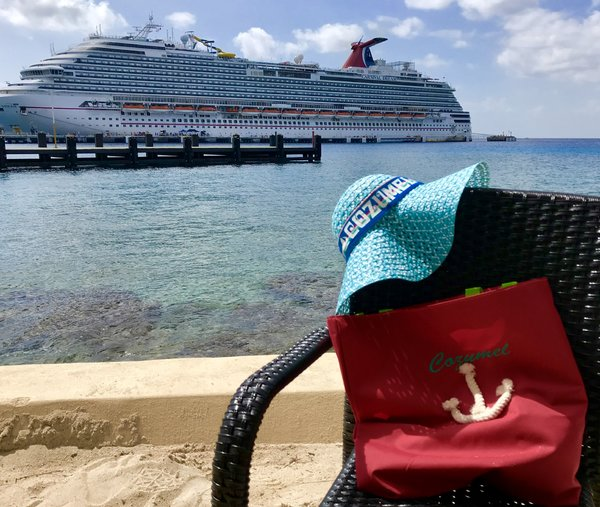 Carnival Dream in Cozumel