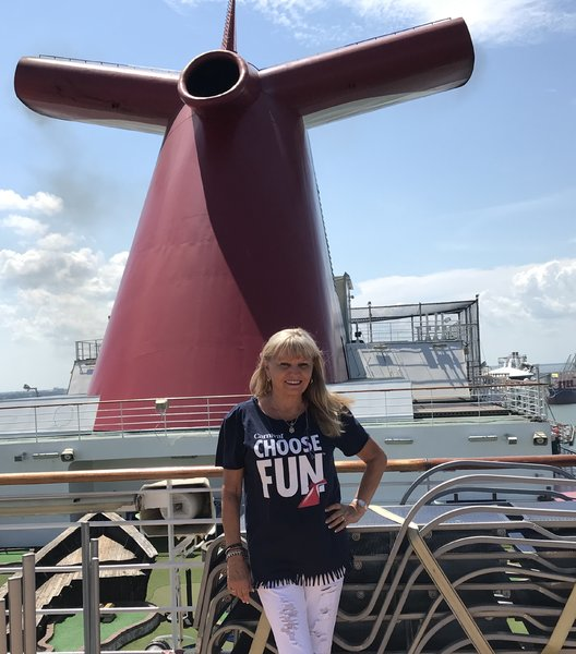 Choose Fun!!!... Carnival Dream⚓️🛳♥️