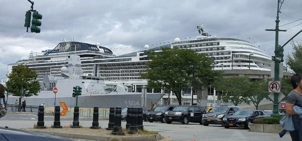 MSC Cruises Ship Photos