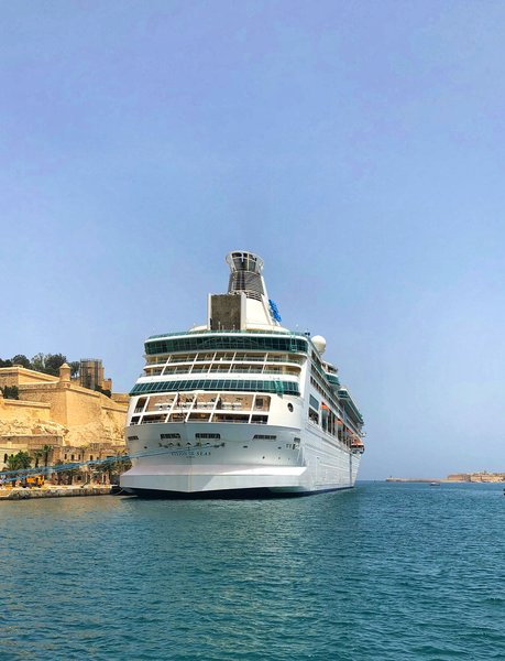 Vision of the Seas Docked in Malta