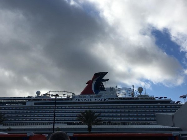 Carnival Cruise Lines Ship Photos