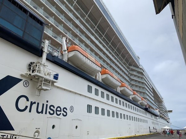 Celebrity Eclipse to Hawaii April 2019