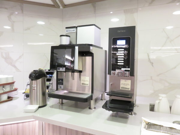 SKY Princess - Coffee Station
