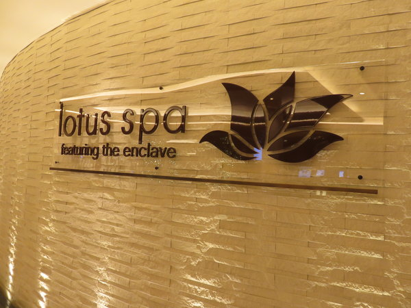 SKY Princess - Lotus Spa