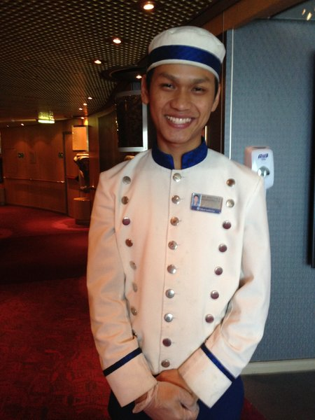 Holland America Smile