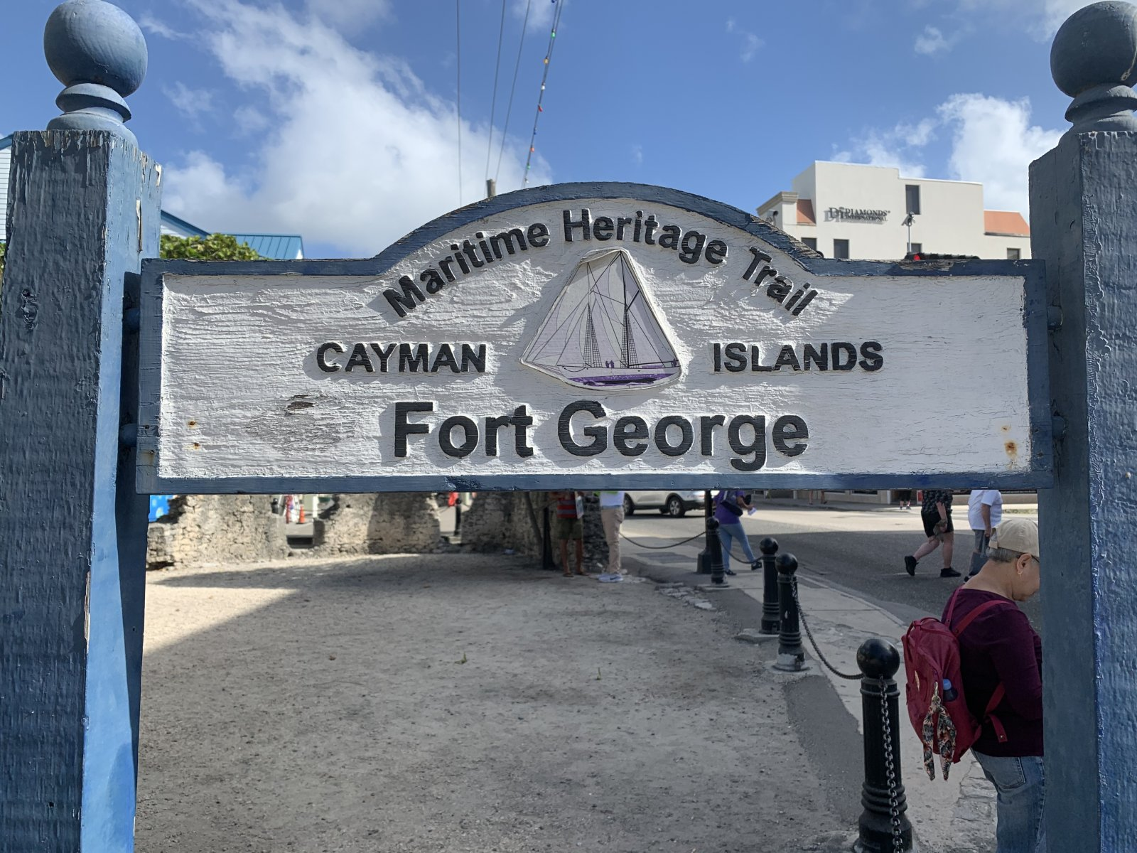 Fort George, Cayman Islands